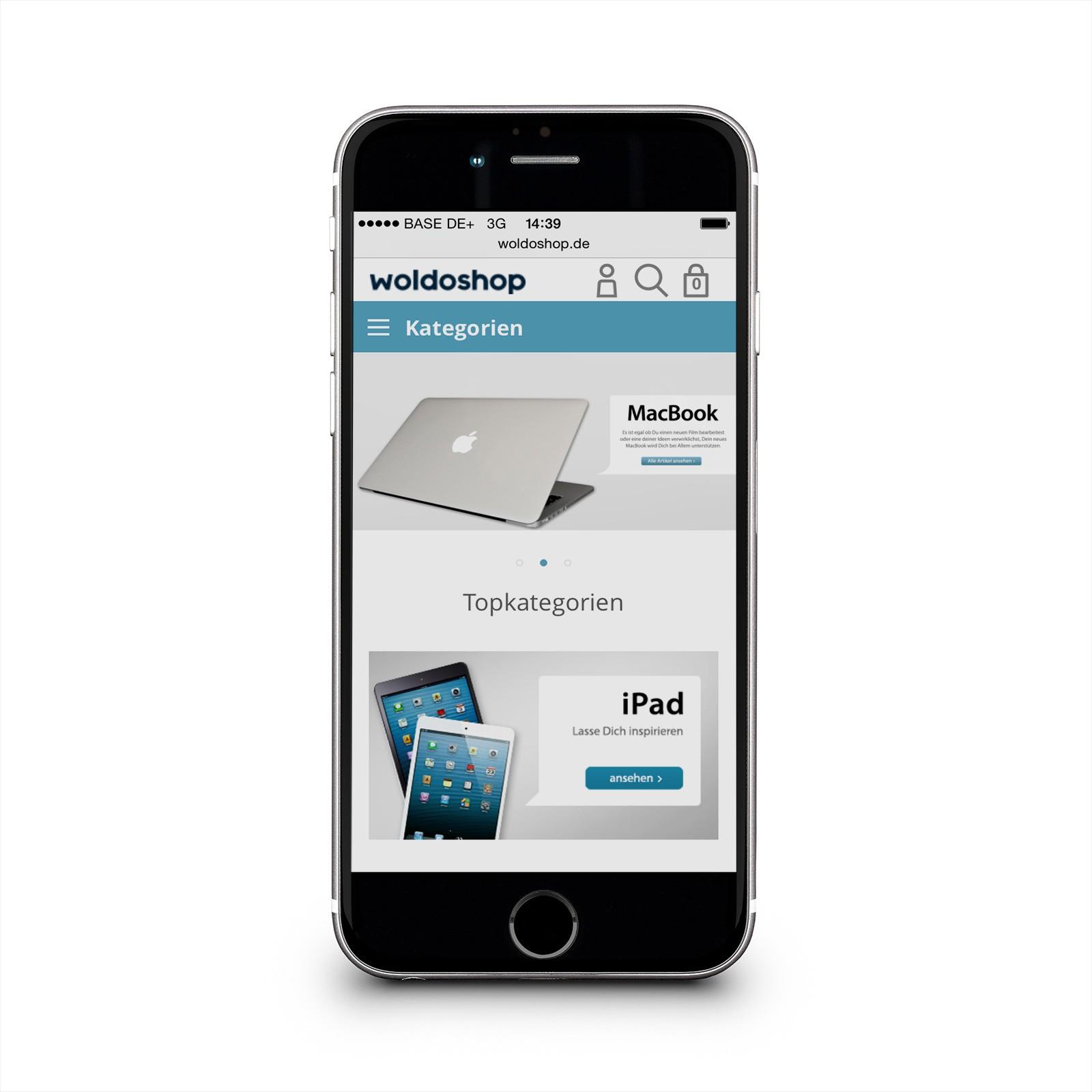 apple iphone 6 64gb spacegrey ohne simlock ohne vertrag. Black Bedroom Furniture Sets. Home Design Ideas